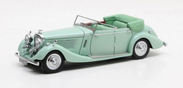 Bentley 4,25 litre Allweather Tourer T&M 1937 (green) (GXP-564187)