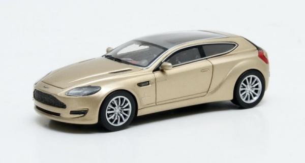 Bertone Aston Martin Jet 2 Concept 2013 (gold metallic) (GXP-575917)