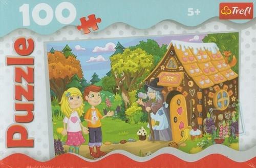 Puzzle Jaś i Małgosia 100