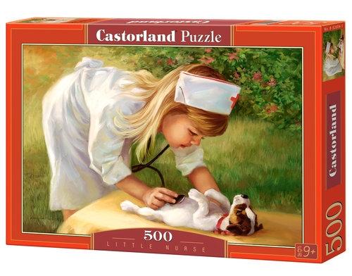 Puzzle 500 Little Nurse (52004)