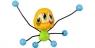 Creepeez pajączek Dyniak