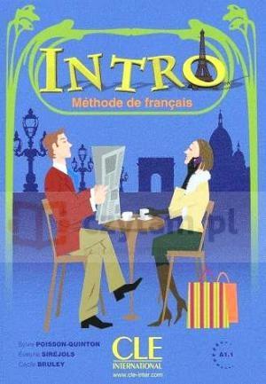 Intro podręcznik + ćwiczenia + CD Poisson-Quinton Sylvie