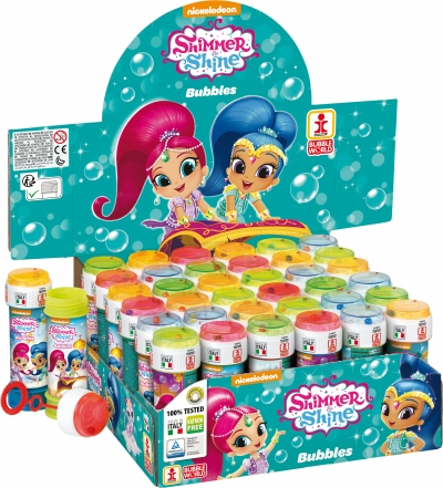 Bańki mydlane 60 ml.Shimmer&Shine