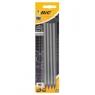 Ołówek Evolution Black HB blister 4 sztuki