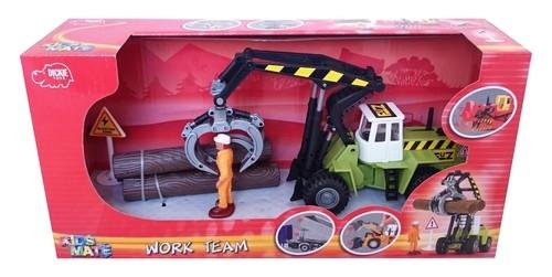 Zestaw budowlany Work Team chwytak (341-4208)