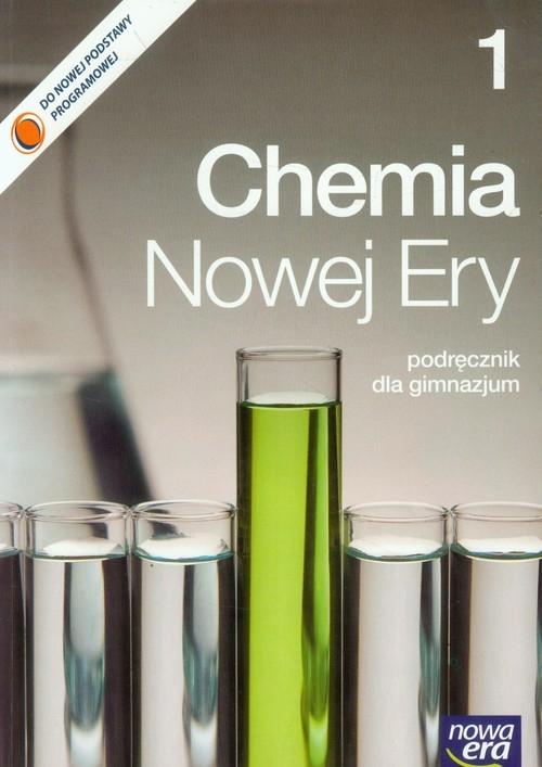 Chemia Nowej Ery 1 Podręcznik Kulawik Jan, Litwin Maria, Kulawik Teresa