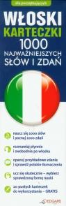 Włoski Karteczki 1000 najważniejszych słów i zdań dla początkujących
