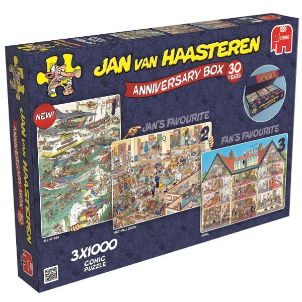 JUMBO Puzzle 3w1 Rocznica (19000)