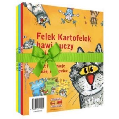 Pakiet - Cykl o Felku Kartofelku Maciej Bennewicz