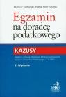 Egzamin na doradcę podatkowego Kazusy  Jabłoński Mariusz, Smęda Patryk
