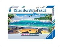 Puzzle panorama Poza światem 2000 elementów (167005)
