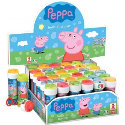 Bańki mydlana 60ml - Świnka Peppa