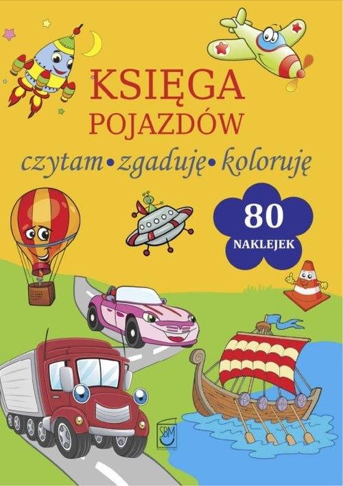 Księga pojazdów Wójcik Elżbieta