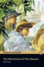 Pen. Adventures of Tom Sawyer Bk/Cd (1) RL