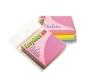 Karteczki samoprzylepne kolorowe 280 sztuk 76x76 mm