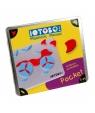Puzzle Pudełko podróżne CD Pocket (niebiesko/czerwony)