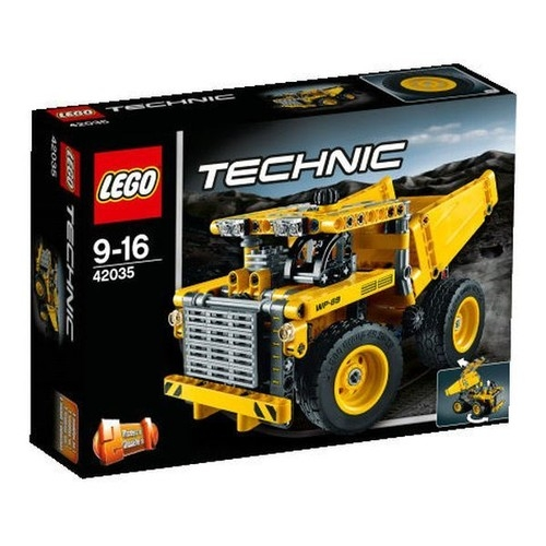 Lego Technic Ciężarówka górnicza (42035)