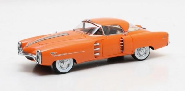 Lincoln Indianapolis Concept by Boano 1956 (orange) (GXP-575918)