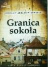 Granica Sokoła  (Audiobook) Abramow-Newerly Jarosław