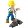 Bob Budowniczy Minifigurka z narzędziami Bob kamieniarz (DHB05)
