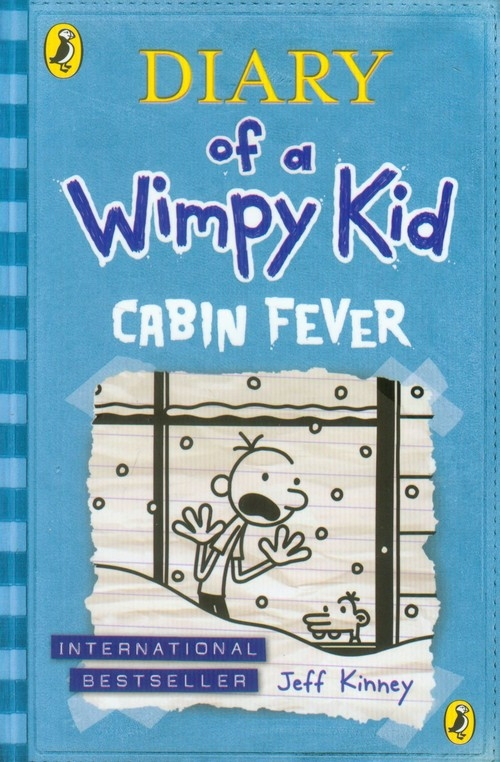 Diary of a Wimpy Kid Cabin Fever Kinney Jeff