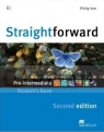 Straightforward 2ed Pre-Inter SB