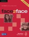 face2face Elementary Teacher's Book + DVD Redston Chris, Day Jeremy, Cunningham Gillie