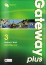 Gateway Plus 3. Student's Book. Język angielski. Podręcznik wieloletni dla liceum i technikum