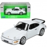 WELLY Porsche 964 Turbo, białe (WE24023)