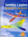 Samoloty z papieru Modele do wycinania