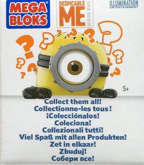 Mega Bloks Minionki figurka seria 1 CNC72