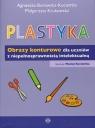 Plastyka Obrazy konturowe dla uczniów z niepełnosprawnością intelektualną Borowska-Kociemba Agnieszka, Krukowska Małgorzata
