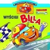 Wyścigi Billa. Garażowe bajeczki z naklejkami Ramondas Jurgaitis