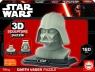 Puzzle 3D Star Wars 160 elementów