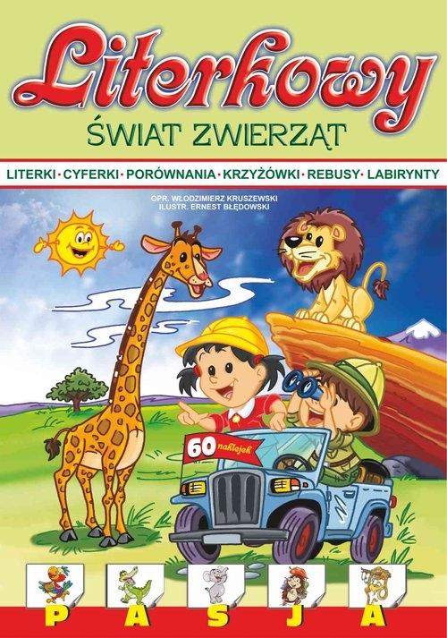Literkowy świat zwierząt Błędowski Ernest