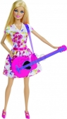 Lalka Barbie Bądź kim chcesz Wokalistka