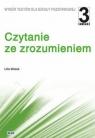 Czytanie ze zrozumieniem SP KL 3. Ćwiczenia Lilia Wózek