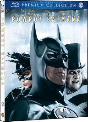 Powrót Batmana (Premium Collection) (Blu-ray)