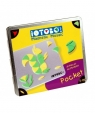 Puzzle Pudełko podróżne CD Pocket (żółty/zielony) (ITB CD JV)
