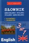 Słownik 3 w 1 angielsko-polski polsko-angielski  Strzeszewska Anna, Nojszewska Justyna, Bernacka Agnieszka, Motyliński Jarosław