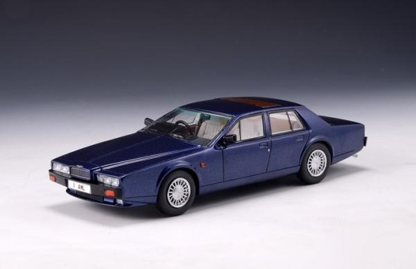 GLM Aston Martin Lagonda SIV (blue) (GXP-558210)