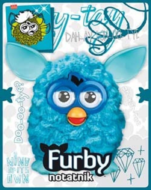 Furby Notatnik