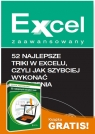 52 najlepsze triki w Excelu czyli jak szybciej wykonać obliczenia + 35 najlepszych narzędzi i makr