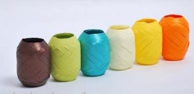 Wstążka błyszcząca mix kolorów
