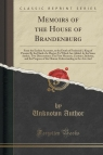 Memoirs of the House of Brandenburg