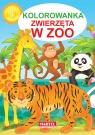 Kolorowanka Zwierzęta w ZOO Żukowski Jarosław