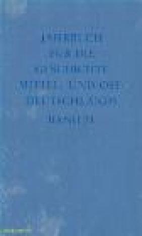 Jahrbuch fur Geschichte Mittel-