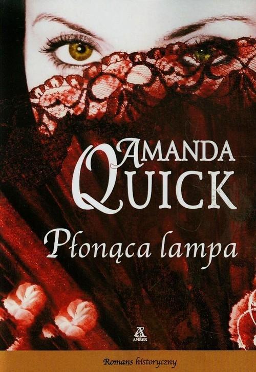 Płonąca lampa Quick Amanda
