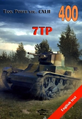 7TP. Tank Power vol. CXLII 400