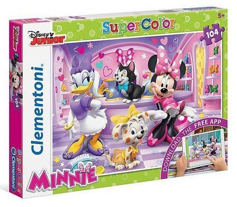Puzzle 104 App Minnie